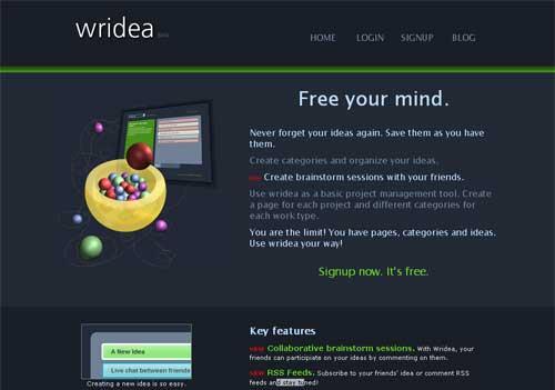 Wridea.com