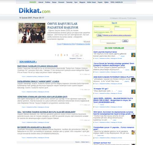 Dikkat.com