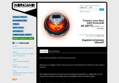 Indragandi.com