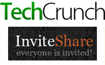 TechCrunch - InviteShare