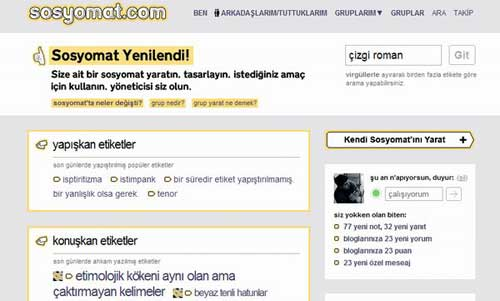 Sosyomat.com
