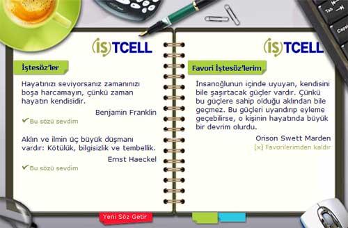 Turkcell istesoz