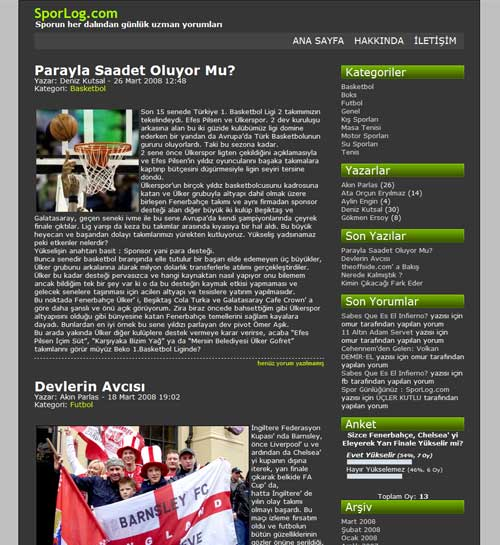 Sporlog.com