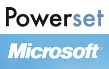 Powerset Microsoft