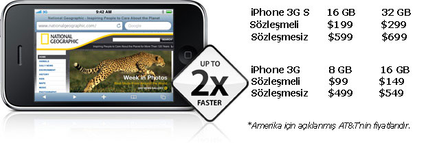 iphone-3g-s-2kat-hizli-fiyat