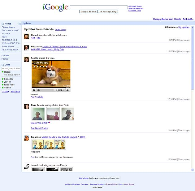 igoogle-updates