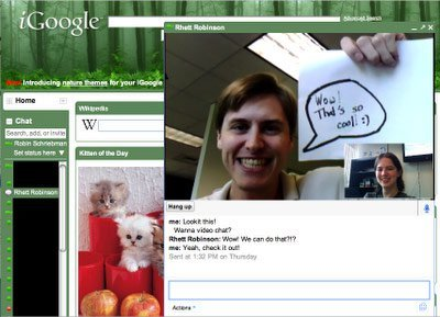 igoogle-video-chat