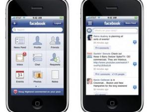 iphone-facebook-uygulamasi