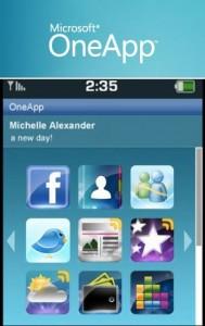 microsoft-oneapp