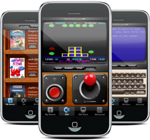 Commodore 64-iphone