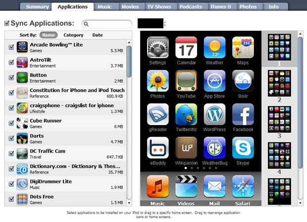 arrange-apps