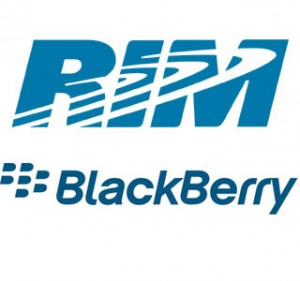 rim blackberry logo