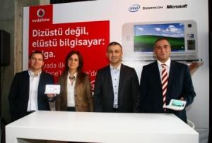 Vodafone Phil Patel-Microsoft Mehtap Araşan-Interl-Yalım Eriştiren-Sagemcom-Tunç Balanoğlu