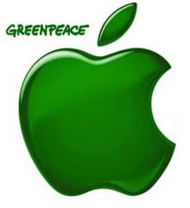 En çevreci elektronik üreticisi apple