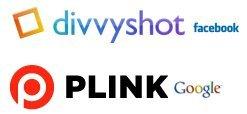Facebook Divvyshot'i Google Plink'i Satın Aldı