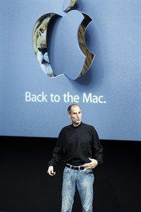 Back to the Mac - Steve Jobs