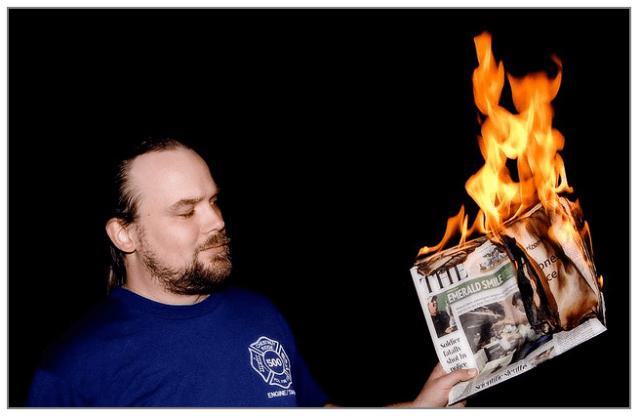 Sorumsuz Gazetecilik - Irresponsible Journalism