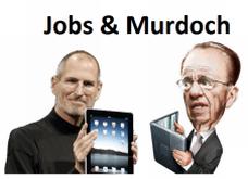 Steve Jobs Murdoch