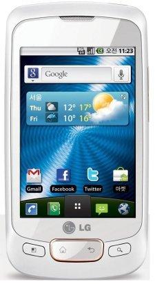 LG Optimus One - P503