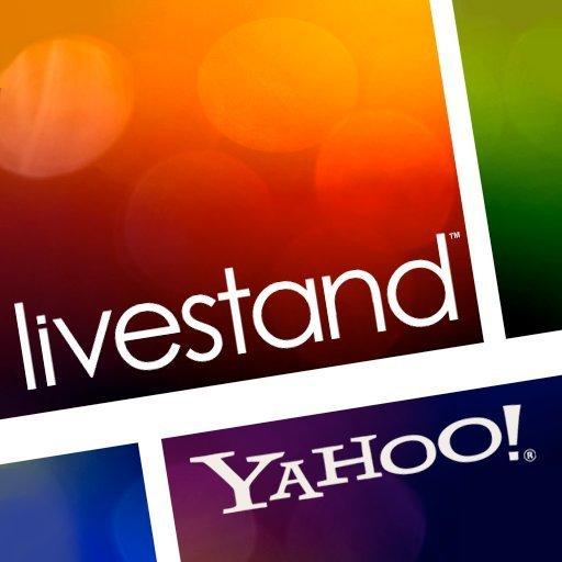 LiveStand Yahoo