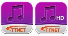 TTNet Muzik iPhone iPad