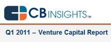 CB Insights - 2011 İlk Ceyrek ABD Risk Sermayesi Raporu
