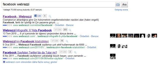 Facebook Webrazzi - Google'da Ara
