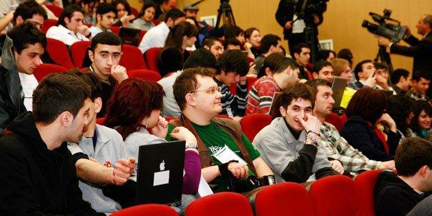 Azerbaycan Barcamp Caspian