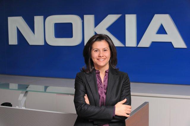 Çiçek Uyansoy İcan - Nokia Türkiye'nin Yeni Genel Müdürü