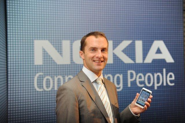 Conor Pierce - Nokia Türkiye'nin Eski Genel Müdürü
