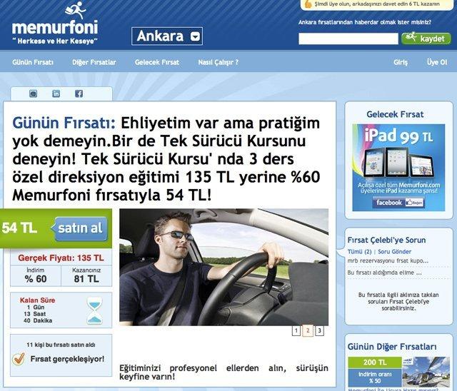 f9627efa5f7b9 Memurlar.net'in Grup Alışveriş Sitesi Memurfoni.com Açıldı [Röportaj ...