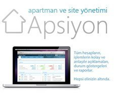Apsiyon - Apartman ve Site Yönetimi