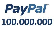 Paypal 100 milyon