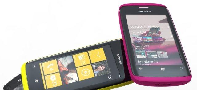 Windows Phone 7 için Nokia'nın aklındaki tasarım