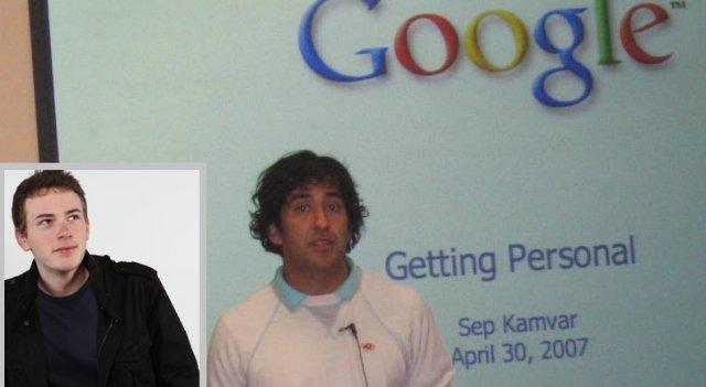 Daniel Gross Solda - Google ve Kişiselleşme