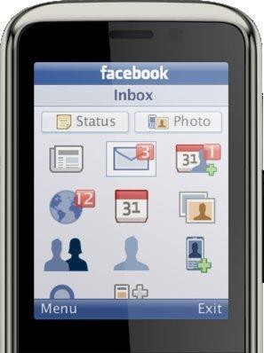 Facebook Java Uygulaması