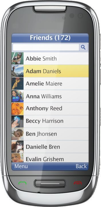 Her telefona Facebook Snaptu Uygulamasi (4)