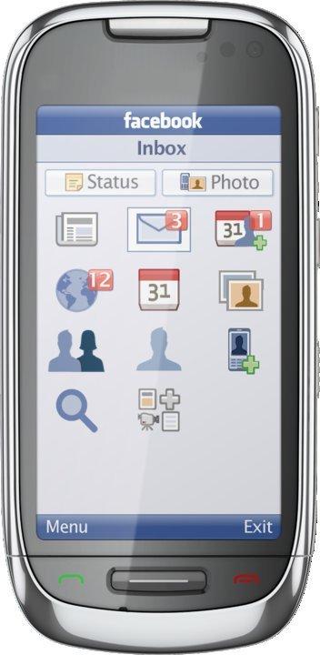 Her telefona Facebook Snaptu Uygulamasi (5)