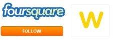 Foursquare Sayfaları