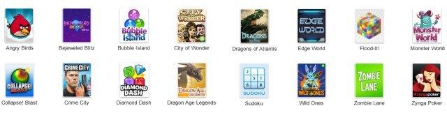 Google Arti Oyunlar