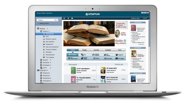 MacBook-Linux ve Windows - Kitapyum