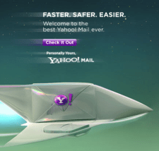 Yeni Yahoo Mail