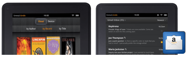Amazon Tablet - Kindle Fire