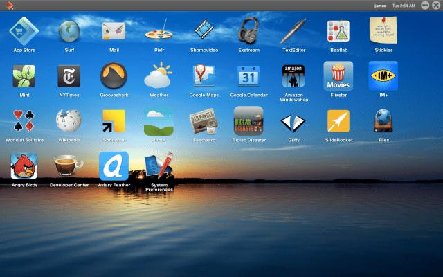 Carbyn HTML5 OS