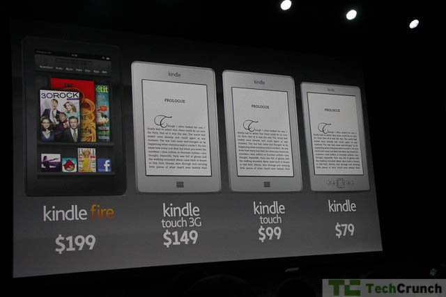 Kindle Fire - Amazon Tablet