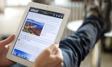 News.me iPad