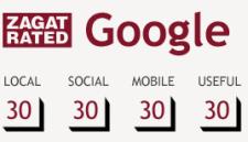 Zagat & Google