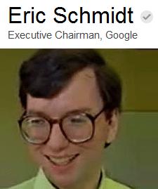 Eric Schmidt - Google Plus