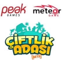 Peak Games, Meteor Games, Çiftlik Adası