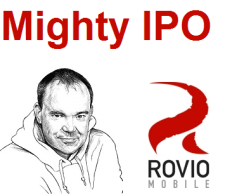 Mighty Eagle - Rovio IPO
